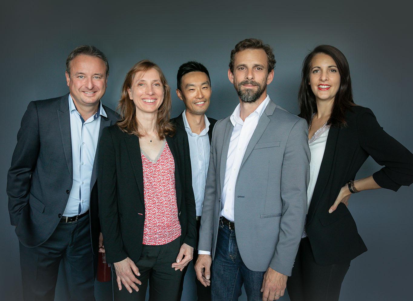 Photo de l'équipe LD Expertise